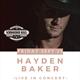 HAYDEN BAKER Promotional Art