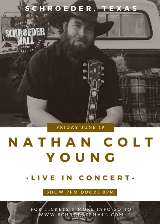 Nathan Colt Young LIVE!