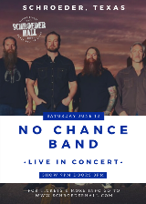 NO CHANCE BAND