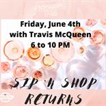 sip'n shop returns