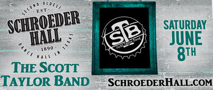 THE SCOTT TAYLOR BAND